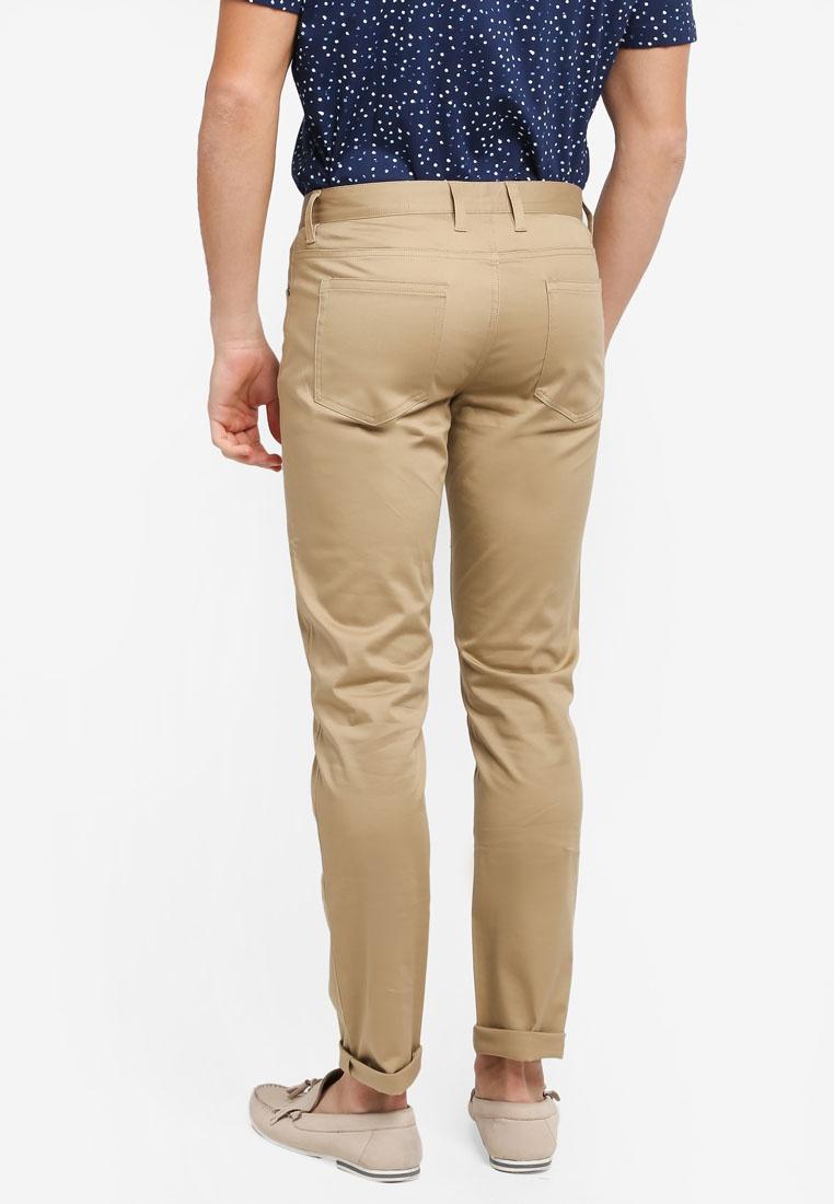 Brown G2000 Pants 5 Informal Tobacco Pocket Slim xHYY6Rvqw