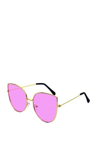 Kallisto pink Candice Sunglasses 6D301GL842D529GS_1