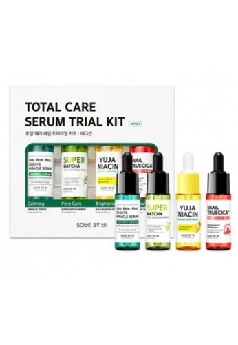 SOMEBYMI Somebymi Total Care Serum Trial Kit - 4 Kind Serum   (Miracle / Super Matcha/ Yuja Blemish/ Snail Repair) 14ml BABC7BE766E6F2GS_1