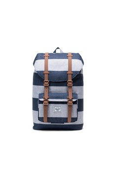 3d6b0c479d3 ... 25L RM 414.00 NOW RM 331.20 Sizes One Size · Herschel blue Herschel  Little America M (Border Stripe Saddle Brown) - 17L EBA79AC21D4BF6GS 1 20%  OFF ...