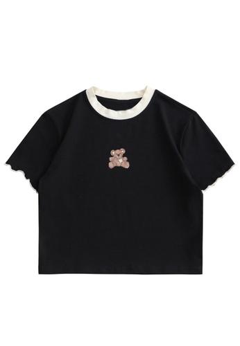 Twenty Eight Shoes Slim Printed Short Sleeve T-shirt HH0070 BD351AAB363AEBGS_1