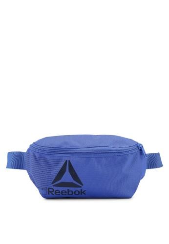 Reebok blue Training Core ACT Foundation Waistbag 5D7C9AC6BF389FGS_1