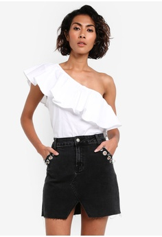 adc1287d4e9 Shop glamorous Tops for Women Online on ZALORA Philippines