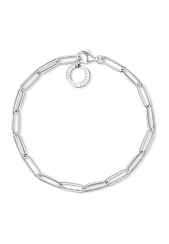 THOMAS SABO silver Charm bracelet 6E8ECAC64A92BBGS_1
