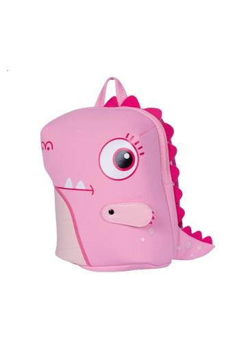 Nohoo pink Nohoo Kids Backpack Light Fury (Pink) 2F50BKC163DAAEGS_1