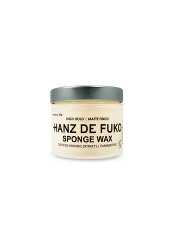 Hanz de Fuko Hanz de Fuko Sponge Wax 7DFC8BEF6F60BBGS_1
