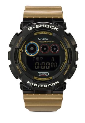G-Shock GD-120CS-1 GD-120CS-1 男士手錶, 錶類,esprit 台北 飾品配件