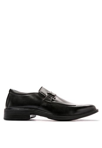 Mendrez black Formal Shoes ME992SH03SVOPH_1