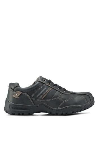Weinbrenner black Outdoor Shoes 0DF74SHC5ACE66GS_1