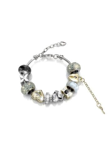 Her Jewellery white Her Jewellery Mylady Charm Bracelet (White) 1B450ACFABCC8FGS_1