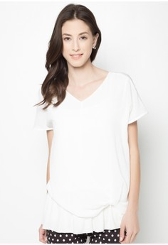 Combi Lace Tee