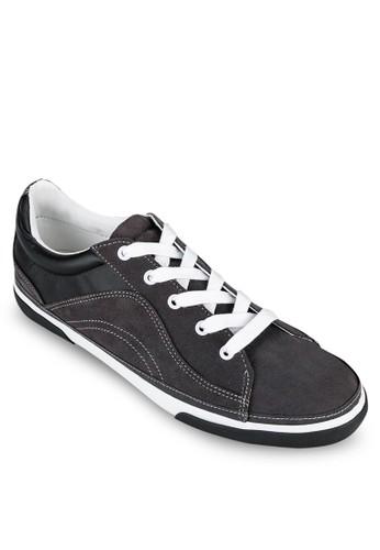 混合拼接休閒運動鞋, 鞋,zalora開箱 休閒鞋