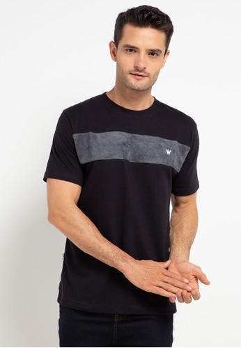 WALRUS black T-shirt Studio B2A9AAA405D8A9GS_1