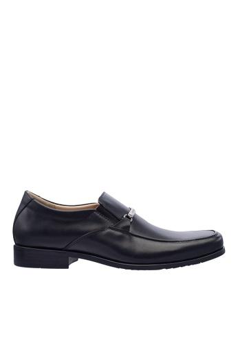 Hush Puppies black Hush Puppies Men's Griffin Lace Up Dress Shoe - Black 656BASH412176FGS_1