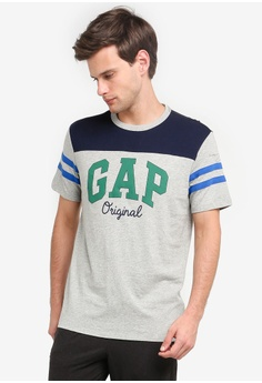 d0eb2c87572751 GAP multi and navy Logo T-Shirt 6EB29AA9914C69GS_1
