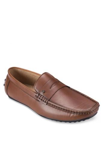 仿皮莫卡辛鞋, 鞋, esprit 尖沙咀船型鞋