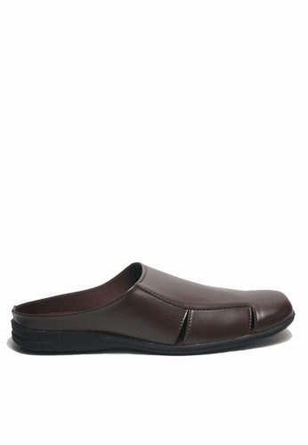 Dr. Kevin brown Dr. Kevin Men Sandals Bustong 1644 - Brown DR982SH0U561ID_1
