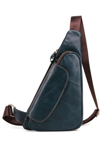 Twenty Eight Shoes Vintage Leather Handmade Chest Bag 6420 87B0BAC4517B16GS_1