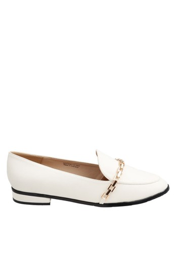 Noche white Loafer Callan 84521SH2D8EF68GS_1
