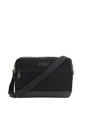 Gnome and Bow black Thyme Messenger in Jet Black 3BC89AC123A450GS_1