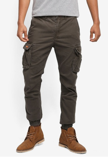Superdry 綠色 ROOKIE GRIP CARGO D8BF9AA5A1DF54GS_1