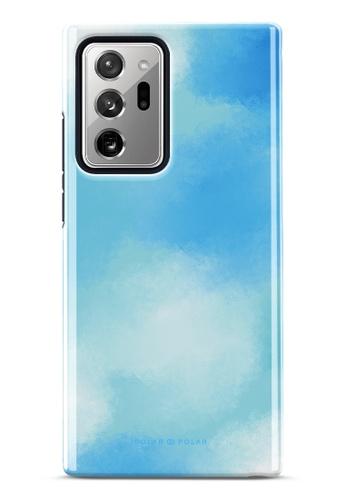 Polar Polar blue Clouds in Spring Dual-Layer Tough Case Glossy For Samsung Galaxy Note20 Ultra 5G E830CAC3227B99GS_1