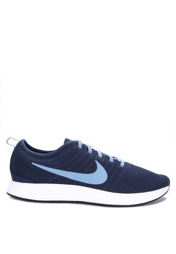 Nike multi and navy Men's Nike Dualtone Racer Shoes 6E428SH8746BFAGS_1