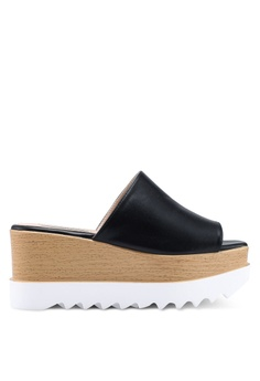 dee0e4f3ab6 Buy Nose Women Open Toes Wedges Online | ZALORA Malaysia
