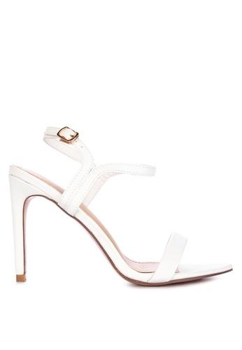 Primadonna white Heeled Sandals BBB96SHC2102F5GS_1