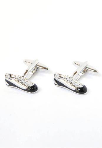 Splice Cufflinks silver Football Boots Cufflinks SP744AC68CQPSG_1