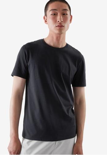 COS blue Regular-Fit T-Shirt D76DAAAE096C12GS_1
