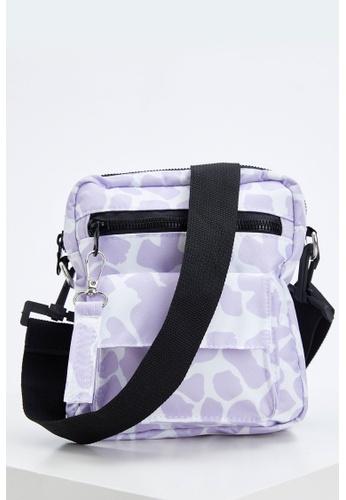 DeFacto purple Belt Bag BF61AACF83DA0BGS_1