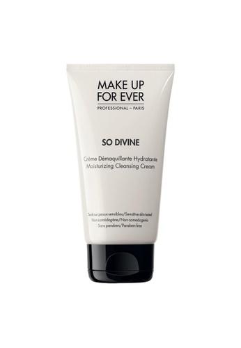 MAKE UP FOR EVER white SO DIVINE - Moisturizing Cleansing Milk 150ml 7E7E5BE0C7008EGS_1