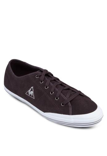 Le Coq Sportif brown Grandville Suede Sneakers LE751SH23TDWMY_1