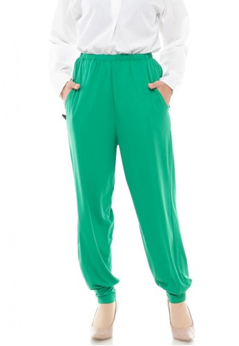 First Hijab green Inner Pants in Light Tosca 0A043AAC29A03BGS_1