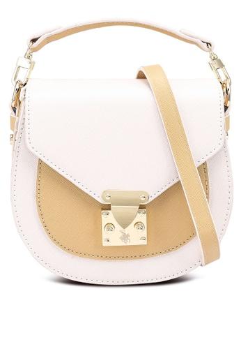 Swiss Polo white Casual Sling Bag C3123AC4BDA229GS_1