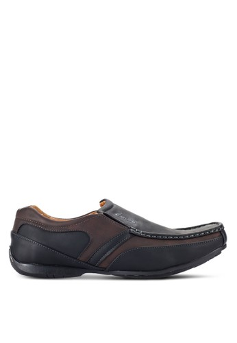 Louis Cuppers black Casual Loafers LO977SH53RCGMY_1