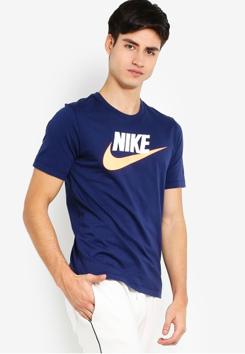 f6abecf9 Buy Nike As Men's Nsw Brand Mark Tee Online | ZALORA Malaysia