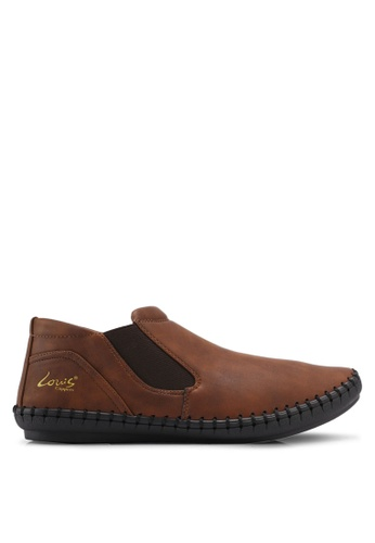 Louis Cuppers brown Casual Boots 3A668SHD2C7A77GS_1