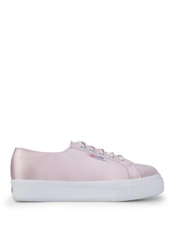 Superga pink Superga 2730 Satin Rose 374FASHDF29C9AGS_1