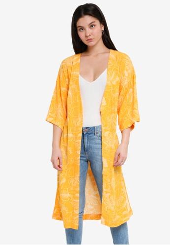 ICHI gold Damia Kimono 47CC0AAE880050GS_1