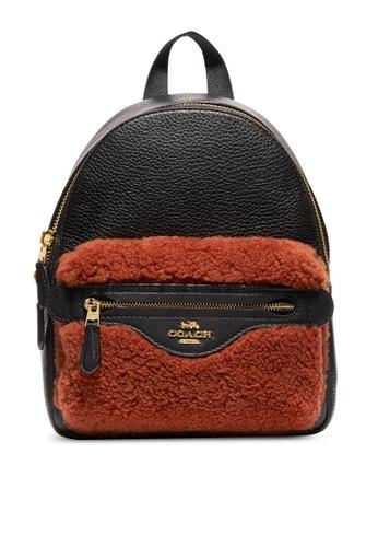 Coach black Mini Charlie Backpack (cv) E41BFAC9EE0A41GS_1
