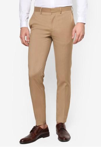 窄管西裝長褲, 服飾,esprit台灣網頁 長褲