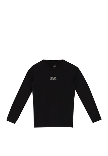 Jack & Jones black Classic Crew Neck Sweatshirt D0AEEKAB748B2DGS_1