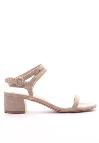Twenty Eight Shoes Ankle Strap Heel Sandal 320-15 E64B9SH134BD35GS_1