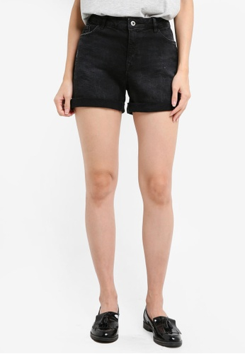 ESPRIT black Denim Shorts ACA2CAA8DBD809GS_1