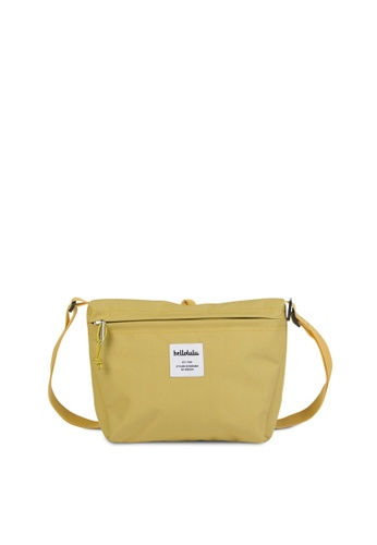 Hellolulu yellow Cana - Compact Utility Bag 7D445AC3BB9869GS_1
