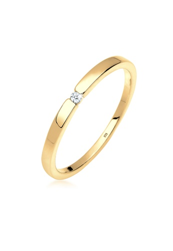 ELLI GERMANY gold Classic Elegant Diamond Engagement Ring C2A39ACD3976F8GS_1