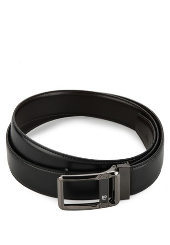 EAGLE Genuine Leather Prague Leather Belt Eg017B