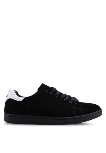 High Cultured black Casual Sneakers-341 08641SHF76B048GS_1